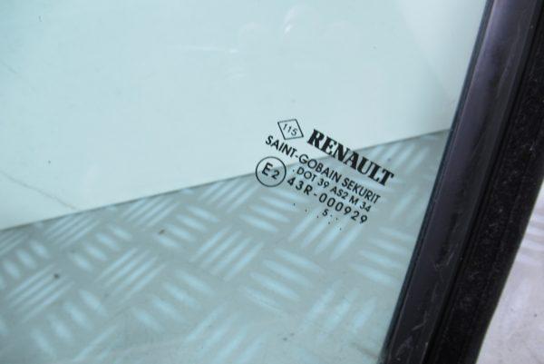Vitre arriere droite Renault Megane 2 CC de 2005 43R-000929