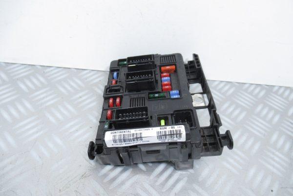 Boitier BSM  B5 9650618280 Peugeot 206