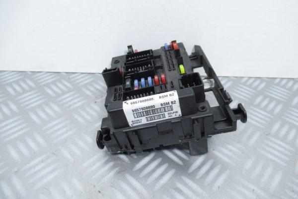 Boitier BSM-B2 Delphi Peugeot 206+ 9657608880