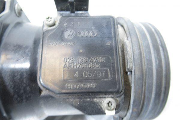 Debimetre d'air Audi A4 078133474C