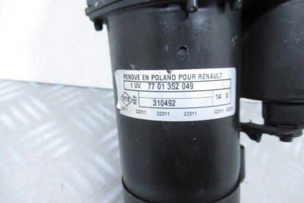 Demarreur Renault Espace 3 2l 7701352049