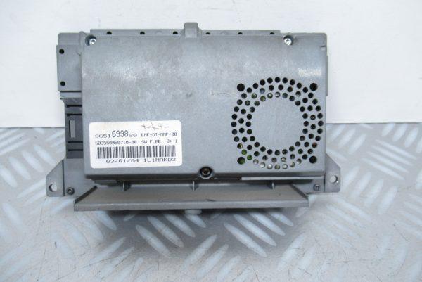 Ecran GPS 9651699880 Citroen Peugeot C5 407