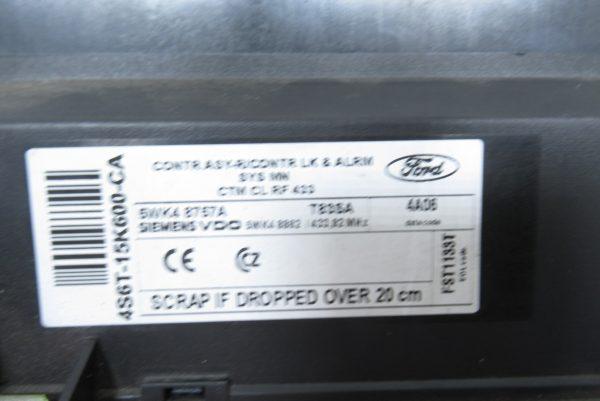 Kit de demarrage Ford Fusion 1.4 CDTI 5WS40140