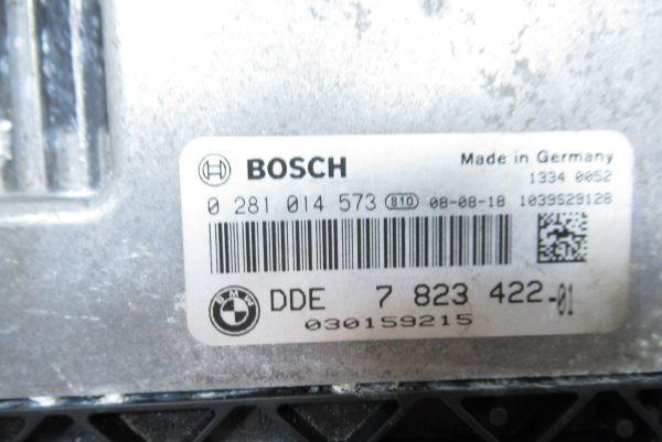 Kit de demarrage BMW Serie 1 2l D 136 CV  0281014573