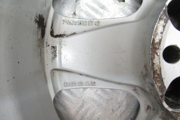 Jante alu Mercedes Classe E W211 16 pouces 5 trous