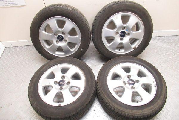 Jante Alu x 4 Ford Mondéo 190X60 R15 88H
