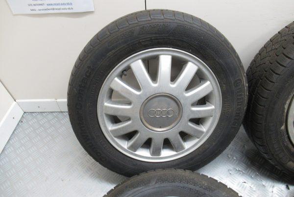 Jante Alu x 4 Audi A3 195×65 R15 Radial 91T