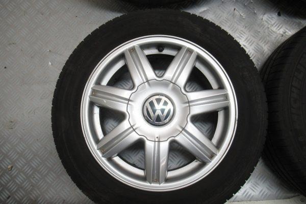 Jante Alu x 4 Volkswagen 205×55 Golf 4 R16