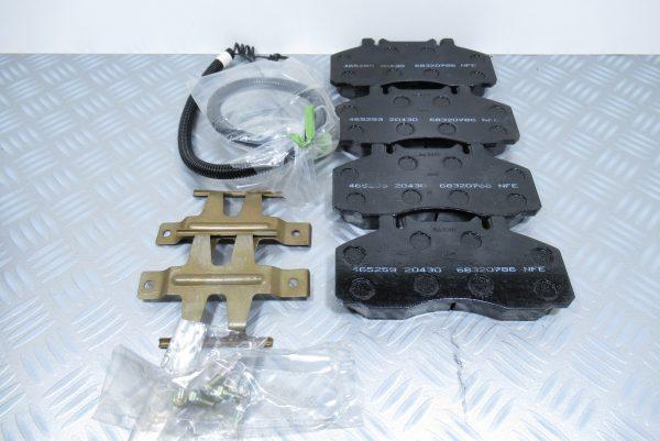 Plaquettes de frein Renault Trucks 5001014694