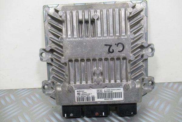 Calculateur Moteur Citroën C2 Phase 2 1.4 HDI 9663483180