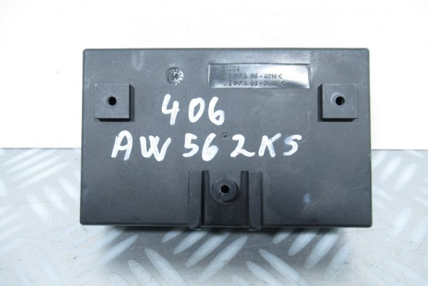 Boitier de centralisation Kiekert Peugeot 406 9626505080