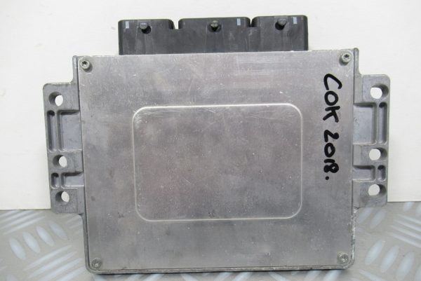 Calculateur Moteur Citroen Berlingo 9648129980