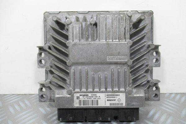 Calculateur Moteur Renault G Scénic 2 8200565863