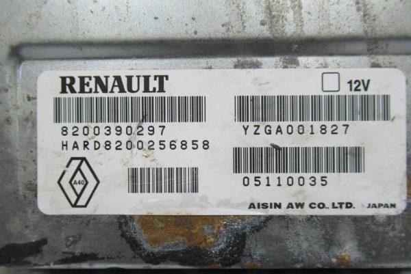 Calculateur Boîte Auto Renault Laguna 2 8200390297