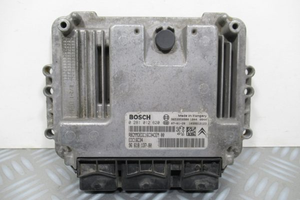 Calculateur Moteur Citroën Berlingo 96539558980