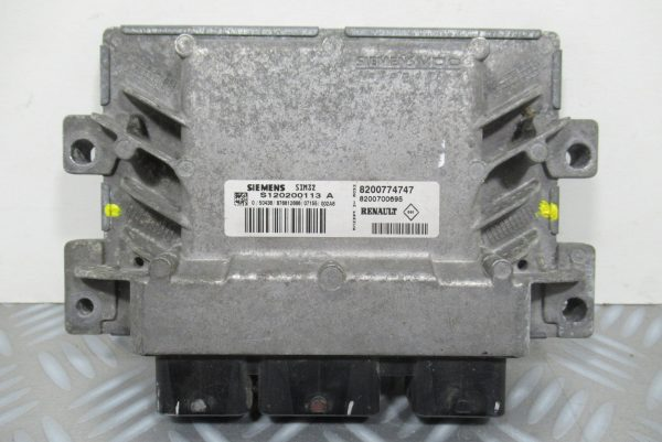 Calculateur Moteur Renault Twingo 2 Ph1 8200774747