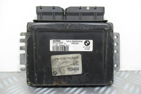 Calculateur Moteur Mini Cooper  12147527610-01