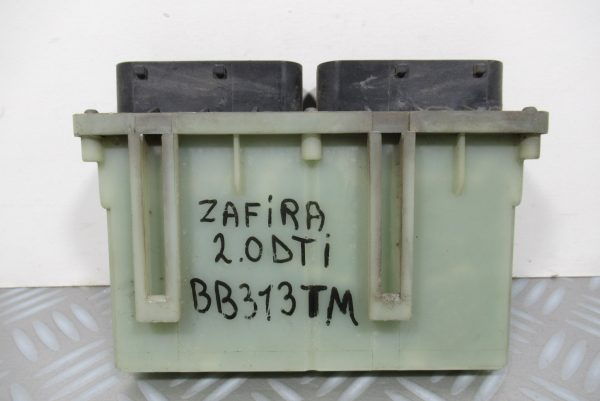 Calculateur Moteur Opel Zafira 1 (A) PA6-GF15 Delphi