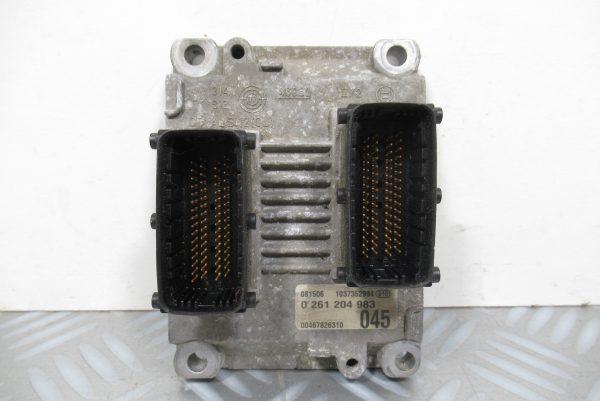 Calculateur Moteur Fiat Punto  0261204983