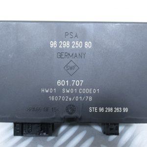 Boitier d'aide Parking Peugeot 607 9629825080