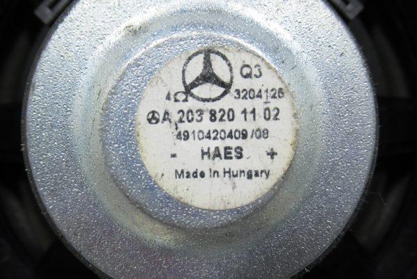 Haut Parleur AV Mercedes Classe C (203)  A2038201102