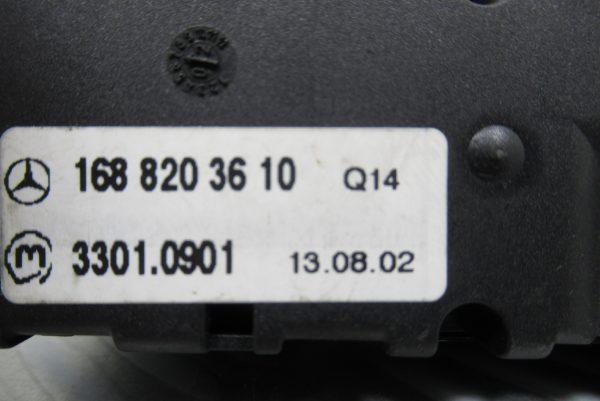Commande Rétroviseurs Mercedes Classe A  1688203610