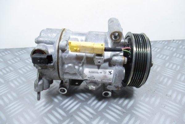 Compresseur de clim Peugeot 508 1 PH2 9678038980