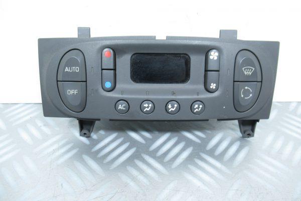 Commande de chauffage Renault Scenic 1 PH2 7700435401