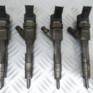 Injecteurs Bosch Renault Scenic 2 1.9dci 105cv 0445110021 / 7700111014
