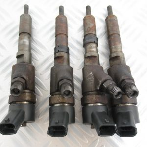 Injecteurs Bosch Peugeot 206 2.0 HDI 90CV 0445110076 / 9641742880