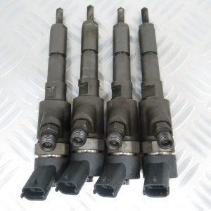 Injecteurs Bosch Citroen Picasso 2.0 HDI 110 CV 0445110076 / 9641742880