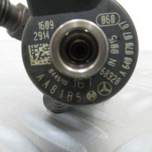 Injecteurs Bosch Mercedes Classe A W169 2,0 CDI 110 CV 0445110167 / A6400700787