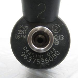 Injecteurs Bosch Peugeot 406 2.0 HDI 110 CV 0445110044 / 9637536080
