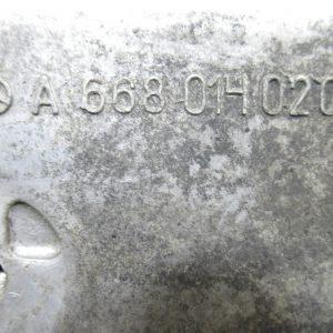 Carter d'huile moteur Mercedes Classe A170 CDI A6680140202