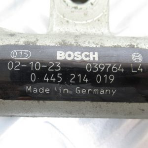 Rampe Injection Bosch Peugeot 307 2L HDI 0445214019