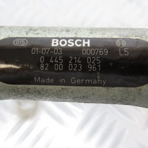 Rampe Injection Bosch Renault Laguna 2 2.2 DCI 150CV 0445214025 / 8200023961