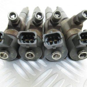 Injecteurs Bosch Peugeot 307 2.0 HDI 110CV 0445110062 : 9640088780