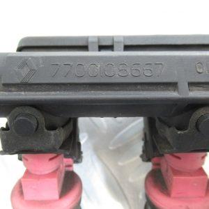 Rampe Injection avec Injecteur Renault Clio 2 1.2 7700109066 / 7700108667