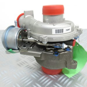 Turbo Garrett Renault Scenic 1.9 DCI H8200398585 / 755507-8