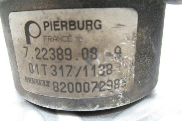 Pompe a vide Pierburg Renault Megane 2 1,5 DCI  8200072985