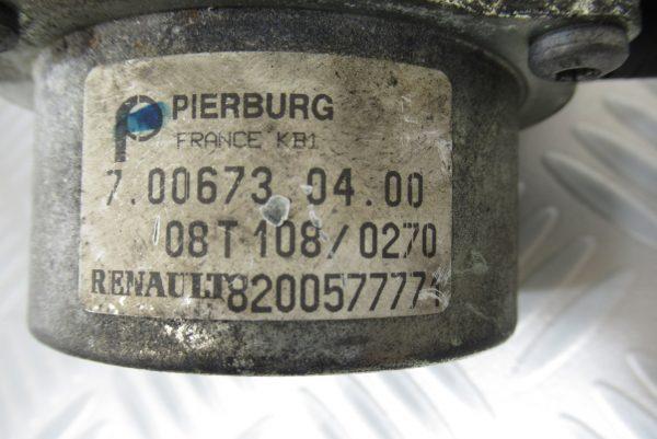 Pompe a vide Pierburg Renault Clio 2 1,5 DCI  8200577771