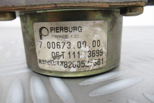 Pompe a vide Pierburg Renault Clio 3 1,5 DCI  7006730000 / 8200521381
