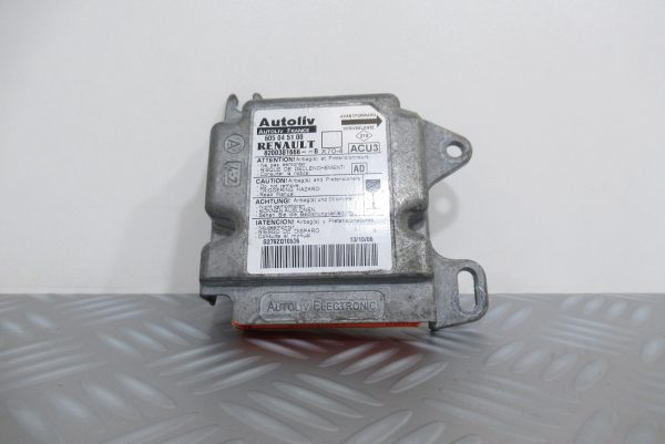 Calculateur d'airbag Renault Master 8200381666