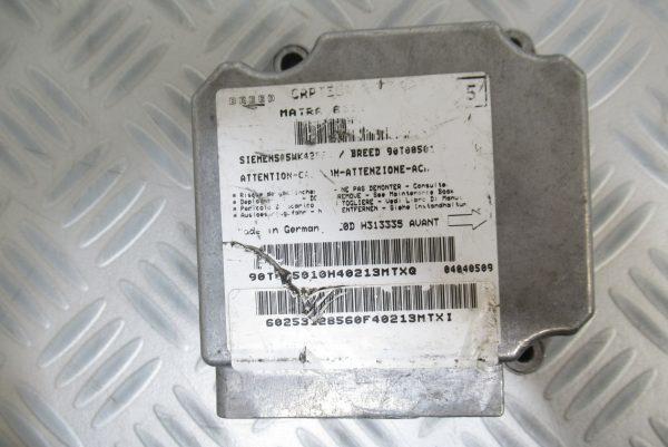 Calculateur d'airbag Siemens Renault Espace 3 5WK42576