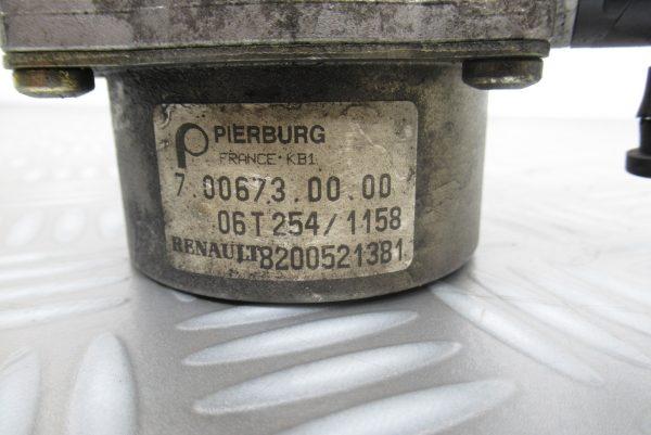 Pompe a vide Pierburg Renault Clio 2 1,5 DCI  – 7006730000 / 8200521381
