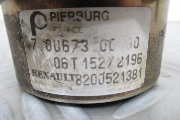 Pompe a vide Pierburg Renault Clio 2 1,5 DCI 100CV  7006730000 / 8200521381