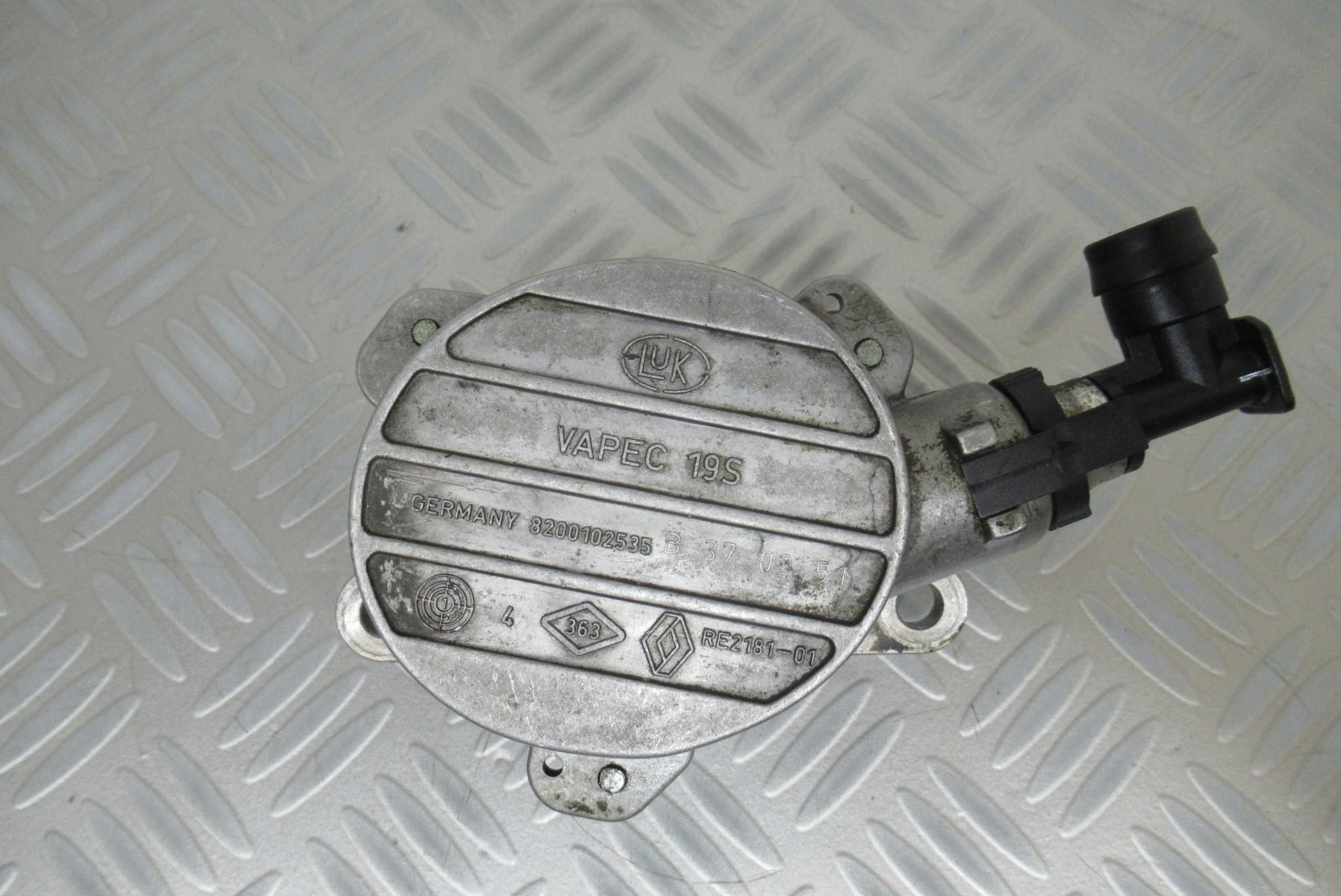 Pompe a vide Luk Renault Espace 4  2,2 DCI  149CV  8200102535