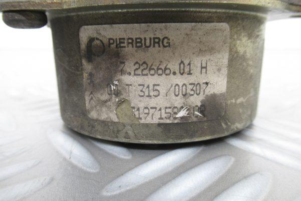 Pompe a vide Pierburg Peugeot 406 2,0 HDI  110CV  9631971580
