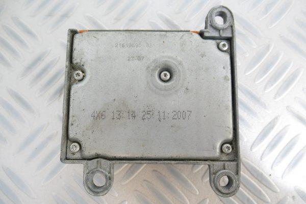 Calculateur d'airbag Peugeot 206 9653190880 / 603602500