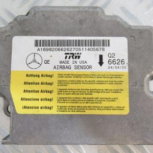 Calculateur d'airbag TRW Mercedes Classe A W169 A169820662